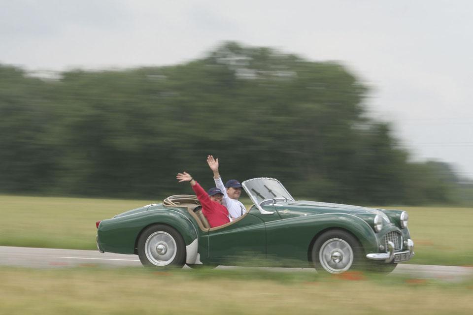 Drive classic telekurs 6 2007 - Vieille voiture decapotable ...
