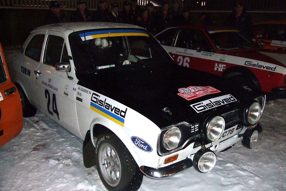 forde escort twin cam 1970 rallye monte carlo historique. Black Bedroom Furniture Sets. Home Design Ideas