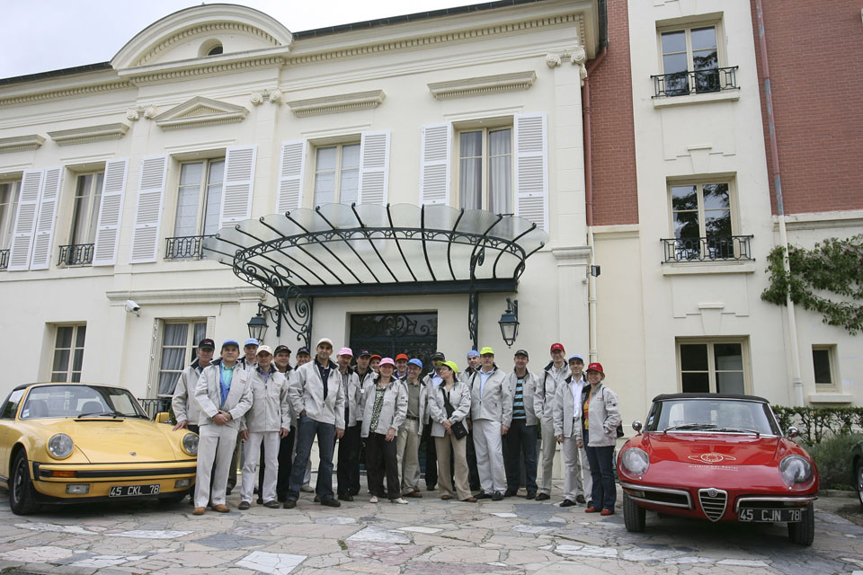 team-building-seminaires-incentive-location-automobiles-collection-drive-classic-8
